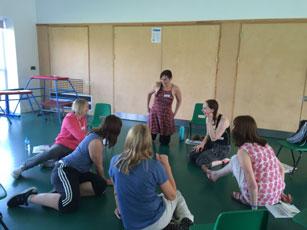EYFS training courses