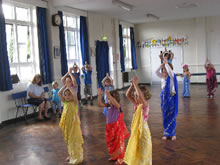 Diwali and Bollywood Workshops