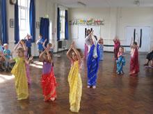 Diwali and Bollywood Workshops