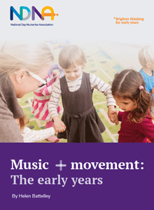 Music and Movement The Early Years Book