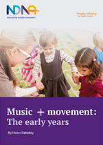 music and movement publication