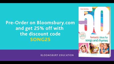 50 fantastic ideas for song and rhymes